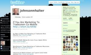 john twitter